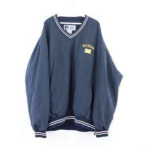 90s Russell 2XL University of Michigan Jacket